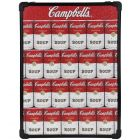 Official Campbell Soup Company Collectibles and Cookbooks |Campbell's� Soup Can Framed Cork Board