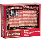 Official Campbell Soup Company Collectibles and Cookbooks |Campbell's Just Add Hot Water and Serve Puzzle