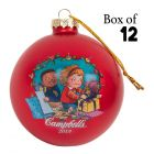 2019 Campbell Kids™ Ball Ornament (Case of 12)