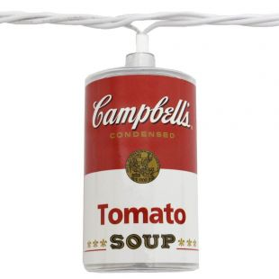 Campbell's® Soup Can String Lights