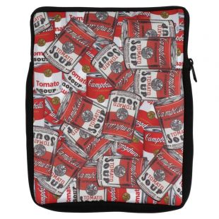 Official Campbell Soup Company Collectibles and Cookbooks |Soup Can Tablet Sleeve Cover