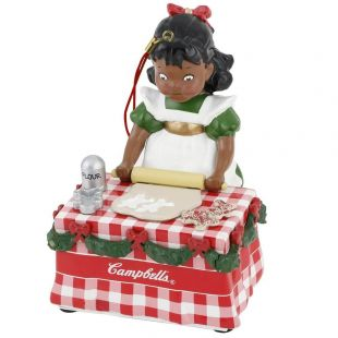 Official Campbell Soup Company Collectibles and Cookbooks |Campbell Kids� Holiday Baking Ornament