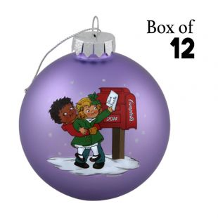 2014 Campbell Kids™ Ball Ornament (Case of 12)