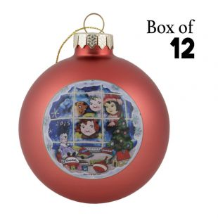 2015 Campbell Kids™ Ball Ornament (Case of 12)