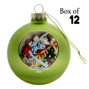 2017 Campbell Kids™ Ball Ornament (Case of 12)