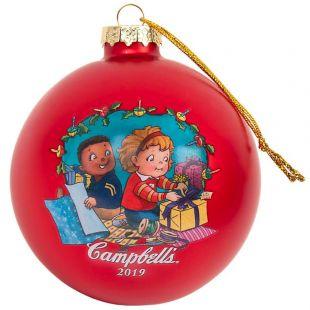 2019 Campbell Kids™ Ball Ornament