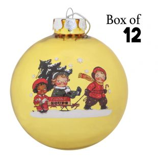 2011 Campbell Kids™ Ball Ornament (Case of 12)